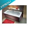 Akrylátová vaňa KOLO OPAL PLUS, 140x70 cm, XWP1240