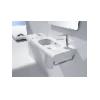 Umývadlo ROCA MERIDIAN-N COMPACTO, 85x46 cm biele, A32724M000 (732724M000)