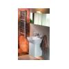 Polozápustné umývadlo KOLO STYLE, 55x44,5cm, Reflex, L21855900