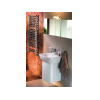 Polozápustné umývadlo KOLO STYLE, 55x44,5cm, L21855