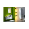 Kúpeľňové zrkadlo KOLO DOMINO, biele, 60x80cm, 88310