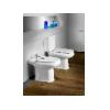 Sedátko na WC ROCA DAMA tvrdené, 7801327004