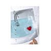 Rohové umývadlo ROCA HALL, ľavé, 43x 35 cm, 7327623000
